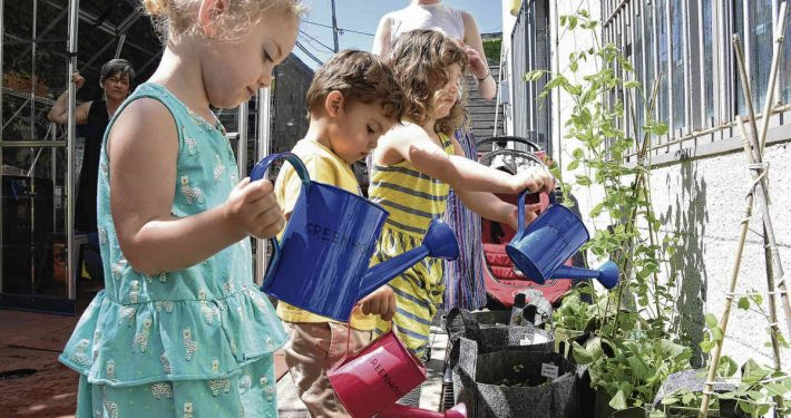 Planting the Seed of Kindness at Rivendell School